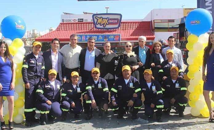 La estación de servicio Gasomax Relámpago reinaugura sus instalaciones