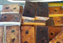 Bajan las ventas de dulces artesanales