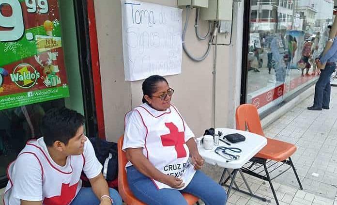 La Cruz Roja llama a cooperar