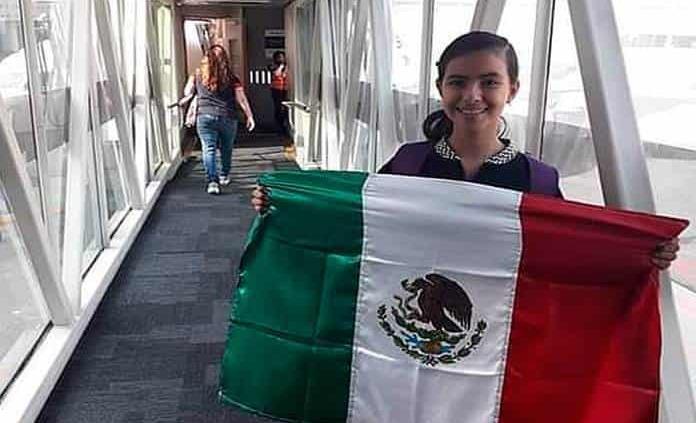 Niña triunfa en concurso de Expo Ciencias en Perú