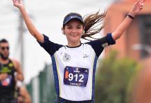 Expertos atletas en la carrera 10K del Club deportivo Potosino