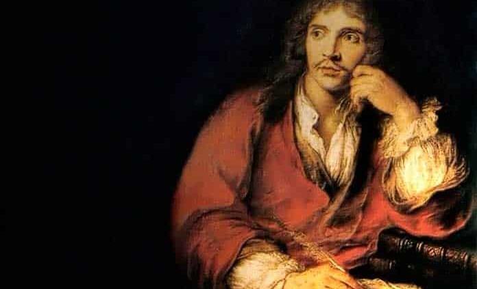 Corneille no escribió las obras de Molière