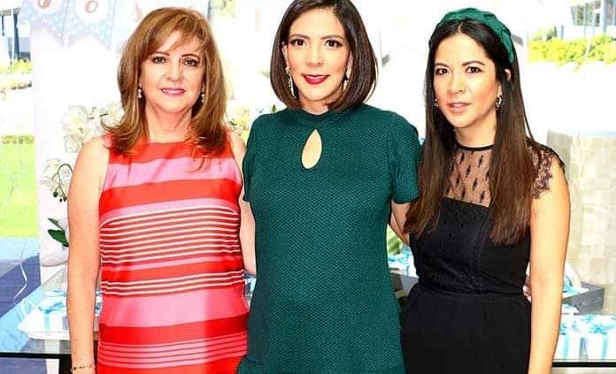 Emma Navarro de Alcántara espera la llegada de su bebé