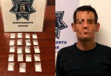 "Atrapan policías municipales a ""narco"""