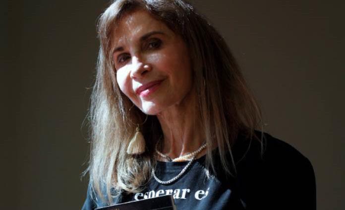 Guelfenbein: todas mis novelas son feministas
