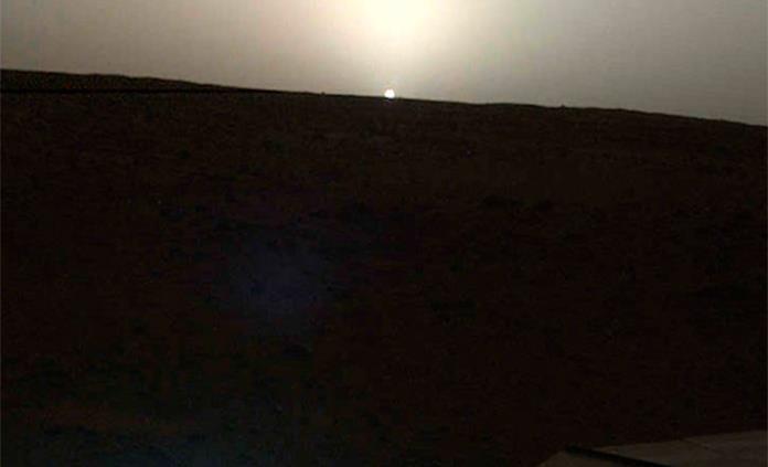 La NASA muestra cómo es un amanecer en Marte gracias al Curiosity