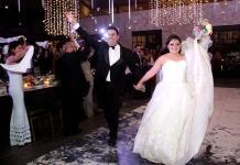 Andrea Gutiérrez Ávila y José Miguel Robledo Bravo unen sus vidas por amor