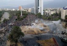 Economía chilena cae 3,4% en octubre tras estallido social