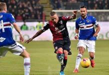 Cagliari remonta ante Sampdoria