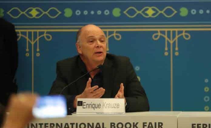 El mexicano Enrique Krauze gana el III Premio de Historia Órdenes Españolas