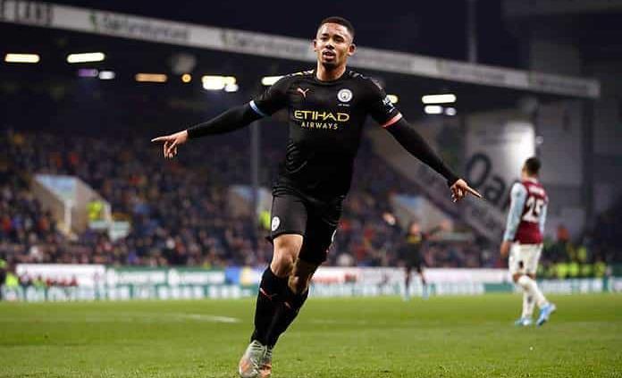 Golea Manchester City por 4-1 al Burnley