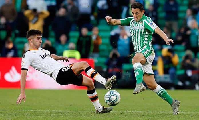 Renueva Guardado con Betis hasta 2022