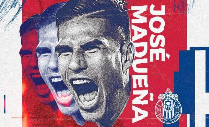 Chivas confirma la llegada de José Madueña