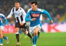 Empató Napoli ante el Udinese