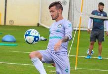 Malas noticias para Santos; Brian Lozano de nuevo al quirófano