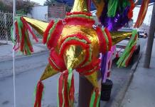 Golpear la piñata significa la lucha contra los pecados