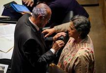 La voz presidencial enjuicia, acusa y polariza: Beatriz Paredes