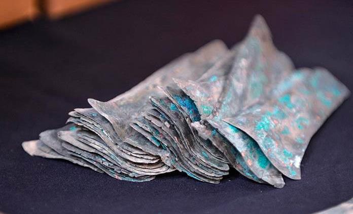 Estados Unidos entrega a México 3,500 monedas de cobre precolombinas