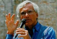 Eugenio Barba en el Centro Cultural Helénico