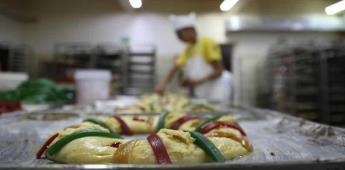 Conoce el valor nutricional de la rosca de Reyes