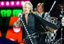 Rod Stewart lanza con 76 años su nuevo álbum, The Tears of Hercules