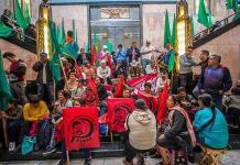 Protestarán por el Zapata gay ante AMLO