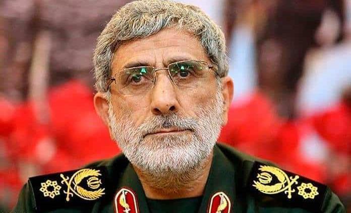 Esmail Ghaani, el relevo de Soleimani