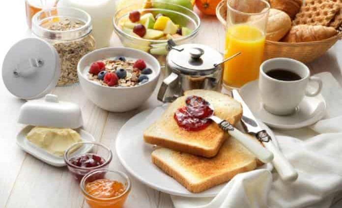 Desayunos nutritivos