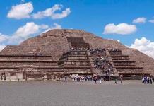 Las pirámides de Teotihuacan sede del Festival Caminante