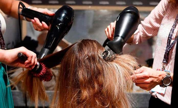 Aceites naturales para el cabello maltratado