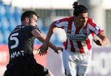Erick Gutiérrez causa baja con el PSV; será operado del tobillo