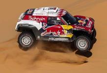 Conquista C. Sainz etapa 7 del Rally Dakar