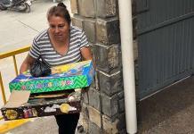 En la Vicente Guerrero partieron Rosca de Reyes