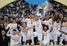 Gana Real Madrid la Supercopa 2020