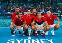 Serbia es campeón de la Copa ATP