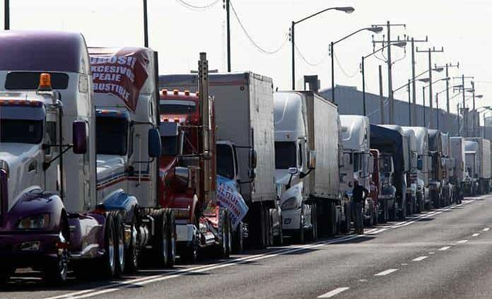 Robos a transportistas en SLP son menos que en otros estados