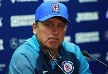 Siboldi dice que Cruz Azul solo está para jugar 45 minutos
