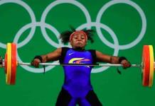 Colombiana ganaría medalla olímpica