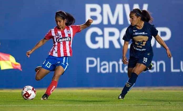 Pumas venció al ADSL femenil