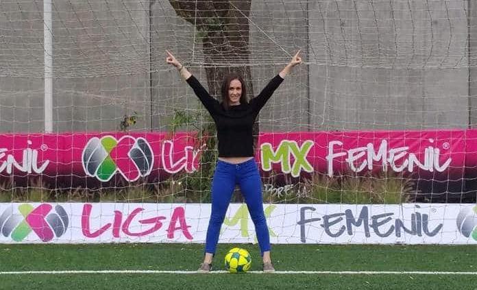 Hay un gran avance en el futbol femenil: Nelly Simón