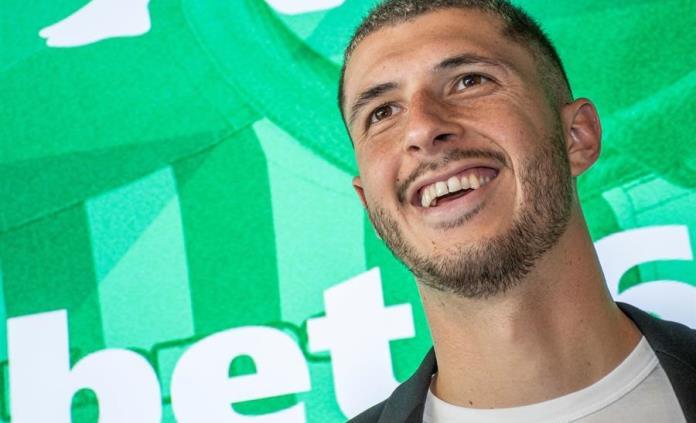Guido no se olvida del América en su presentación con Betis