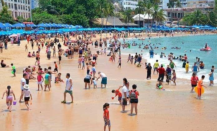 Aumenta turismo en el Caribe Mexicano