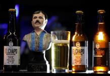 Marca dedicada al Chapo Guzmán incursiona en mercado de cerveza en México