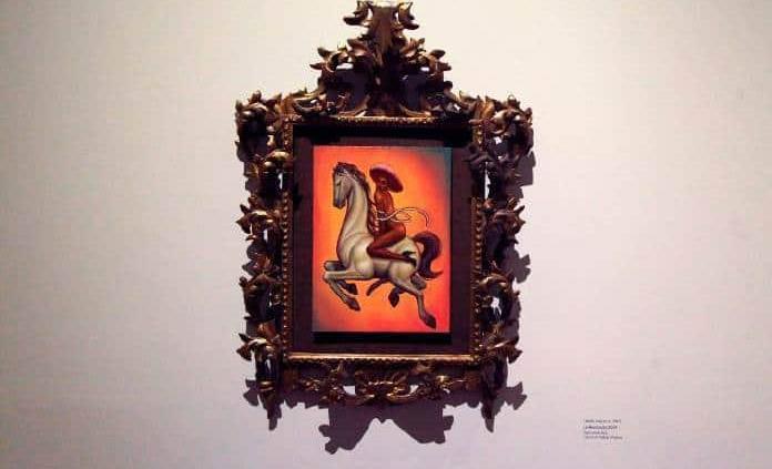 Español compra el cuadro de Zapata