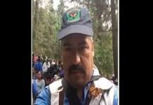 Desaparece activista defensor de los bosques de la mariposa monarca