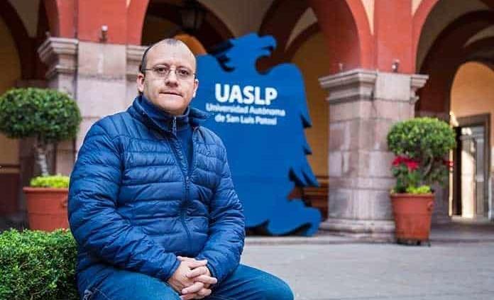 Logra investigador de UASLP cátedra Marcos Moshinsky