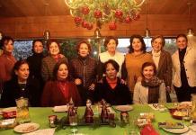 Consejo de Jueces de la Asociación Potosina de Clubes de Jardinería prepara taller de diseño floral