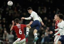 Se instala Tottenham en la 4ta. ronda de FA Cup