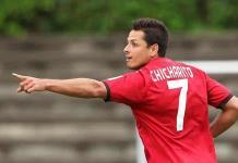 "Se va ""Chicharito"" al Galaxy de la MLS"