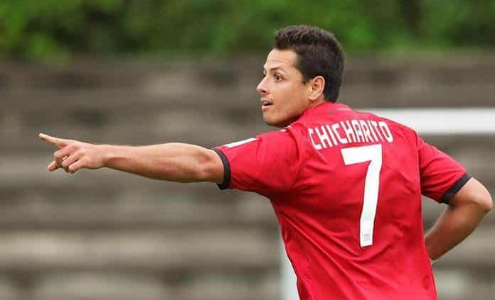 "Se va ""Chicharito"" al Galaxy de la MLS"